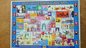 The Victorian Age 1000 Piece Jigsaw